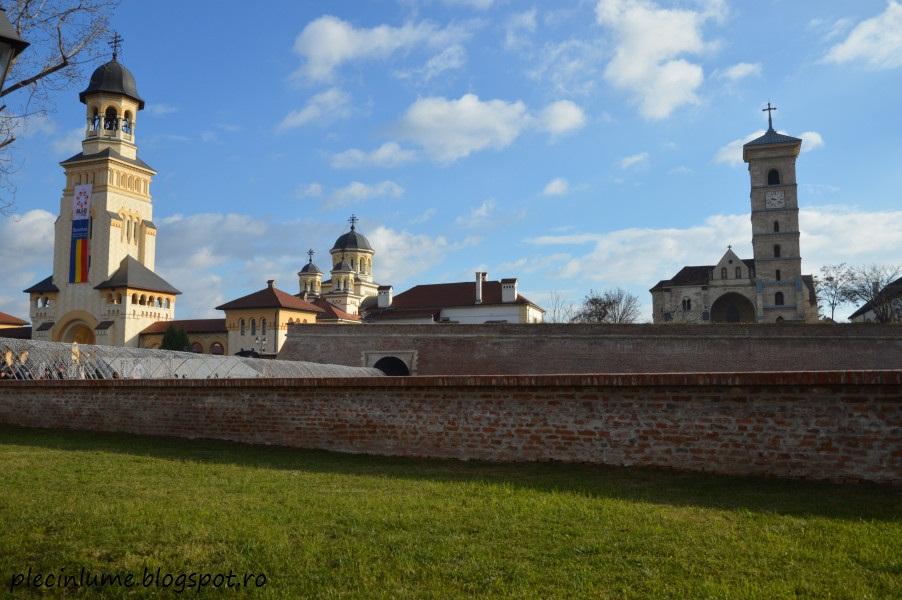 Cetatea din Alba-Iulia