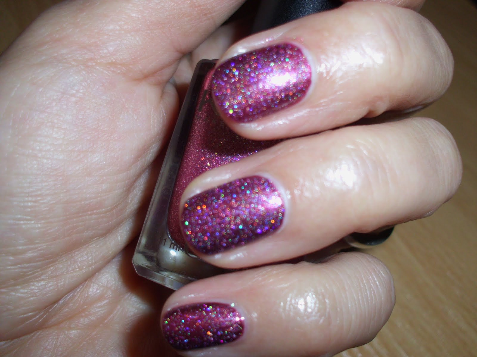 Mellisande: Nagellack Douglas Absolute Nails 13 precious + Kiko 247
