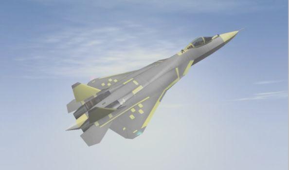 pesawat tempur siluman rusia