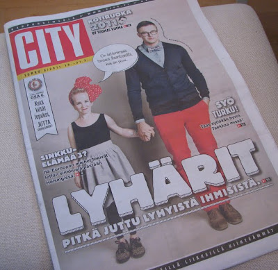 City-lehti