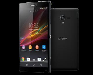 Sony Xperia ZL Spesifikasi dan Harga