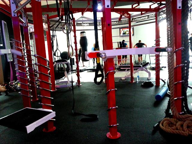 strefa treningu funkcjonalnego
