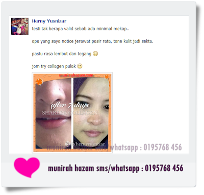 Koleksi Testimoni Collagen Powder Shaklee