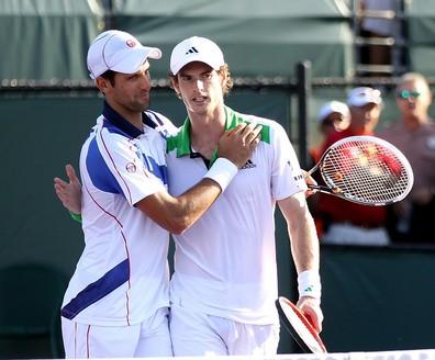Djokovic fue más que Murray y se coronó en Miami