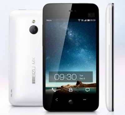 Meizu MX Dual-Core Android Phone's specs and price confirmed
