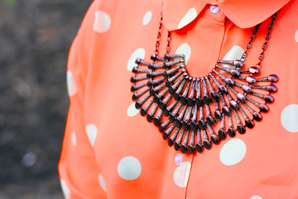 Sportsgirl Statement Necklace