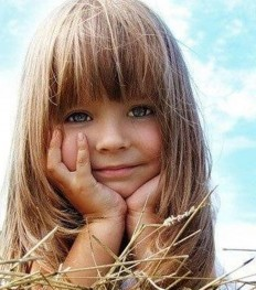 Style Rambut Poni Panjang Budak Perempuan Terkini Style Rambut - Gaya rambut pendek budak perempuan
