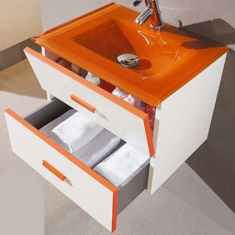 Muebles de ba o tu cocina y ba o for Lavabo fondo reducido