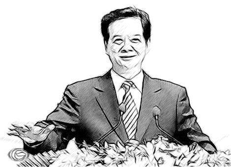 Thủ tướng Nguyễn Tấn Dũng: Kiên định mục tiêu đổi mới, sắp xếp lại doanh nghiệp nhà nước