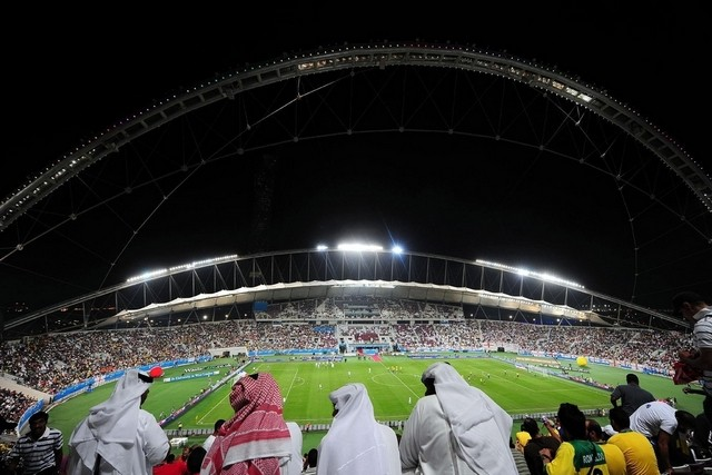 Qatar's Khalifa International Stadium complete in 2016 – report