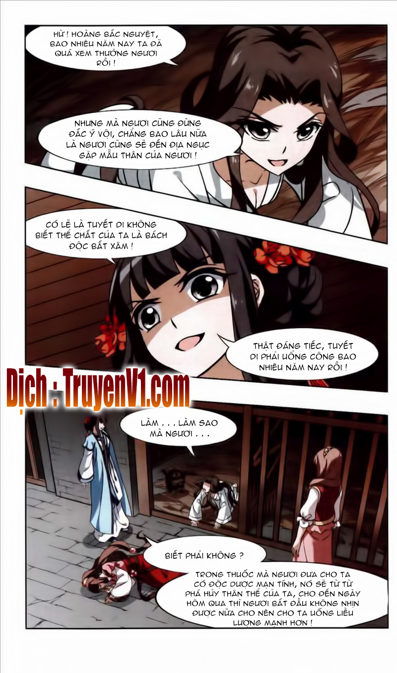 Phượng Nghịch Thiên Hạ Chapter 75 - BigTruyen.net