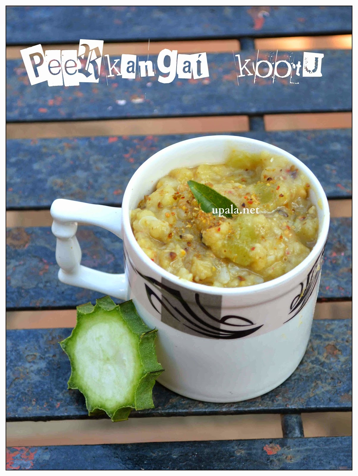 Ridge gourd kootupeerkangai kootu ridge gourd grabs its special position in indian kitchens for its immerse health benefits this ridge gourd kootu is given regularly to new mothers to forumfinder Choice Image