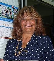 Sonriente en la Dirección General. Marzo 2007
