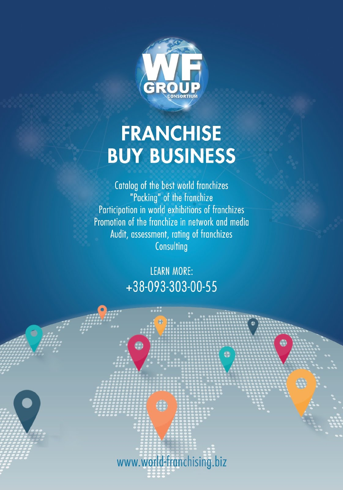 FRANCHISE BUY BUSINESS