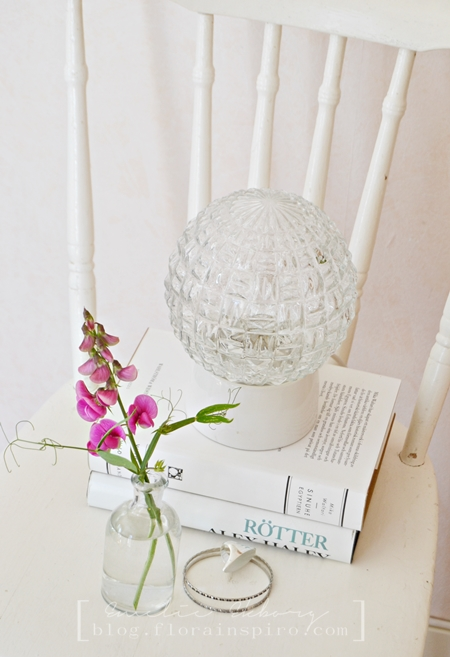 diy lamp, globe shade lamp diy, vintage lamp,
