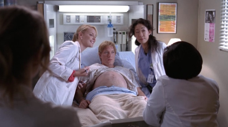 Grey S Anatomy Pregnant Man 27
