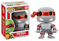 Funko Pop! Raphael Metallic & Grayscale
