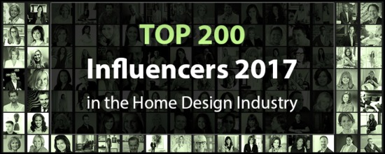 TOP HOME INDUSTRY INFLUENCER