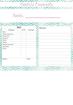 https://www.teacherspayteachers.com/Product/My-Social-Media-and-Budget-Planner-and-Organizer-2299289