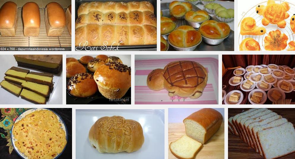 Jenis resep roti lainnya yang juga banyak disukai orang 1 roti manis