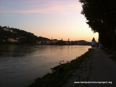 All mixed up in Passau