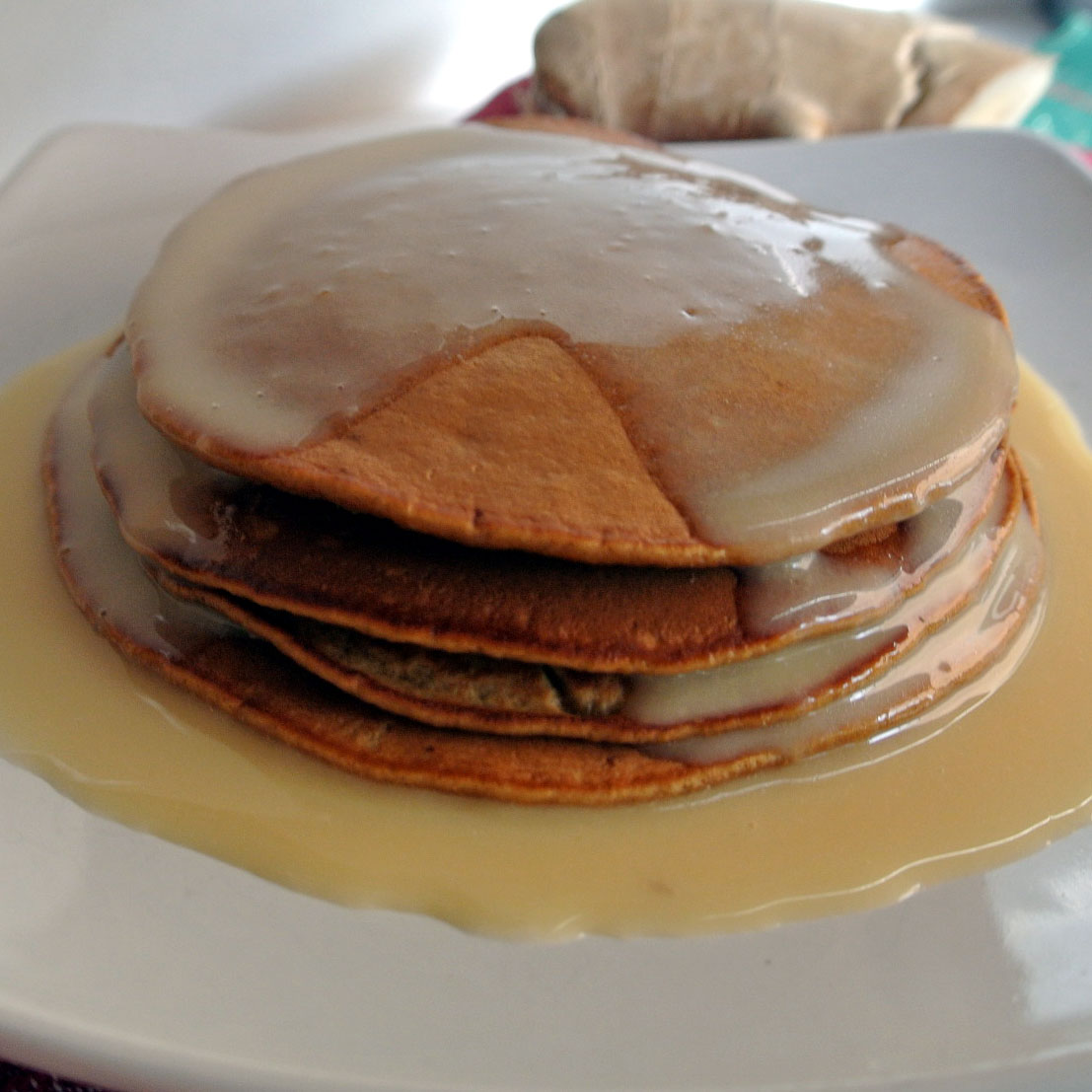 Gingerbread Pancakes and Raclette Givewaway