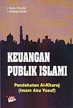 toko buku rahma: buku keuangan publik islami, pengarang nurul huda, penerbit ghalia indonesia
