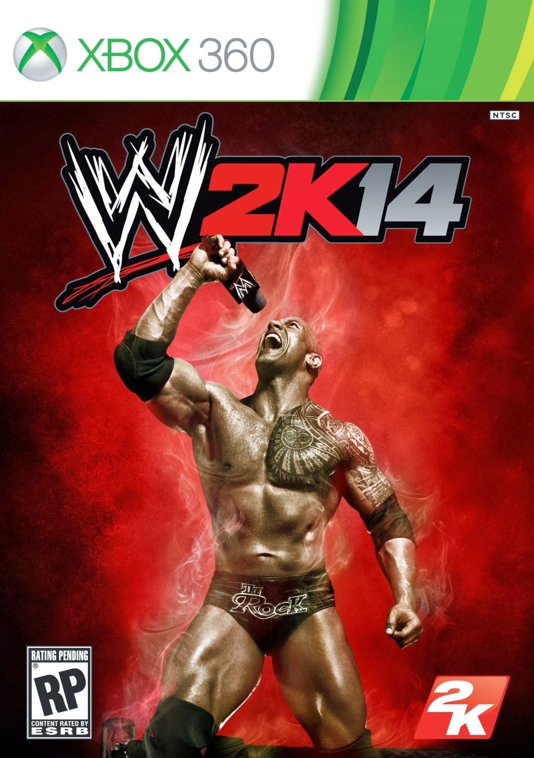 Download - Jogo WWE 2K14 XBOX360-SPARE (2013)