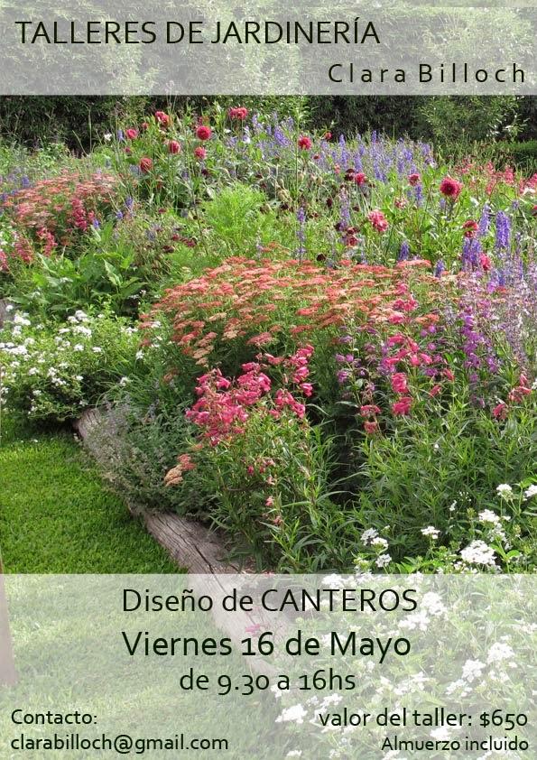 En el jardin taller de canteros for Canteros de jardin