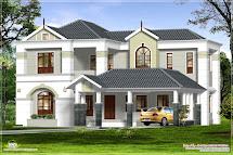One Floor House Exterior Design