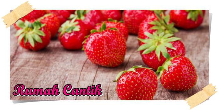 Masker Strawberry Cocok Untuk Perawatan Kulit Agar Lebih Segar