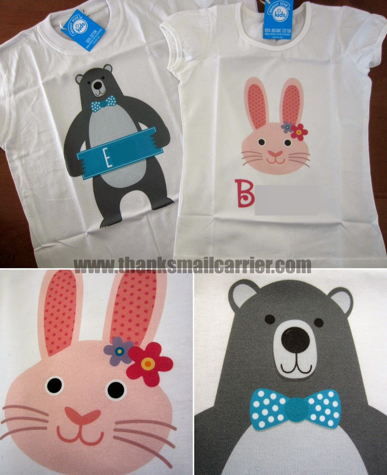 custom children's shirts