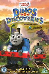 Thomas and Friends: Dinos and Discoveries (2015) [Latino]