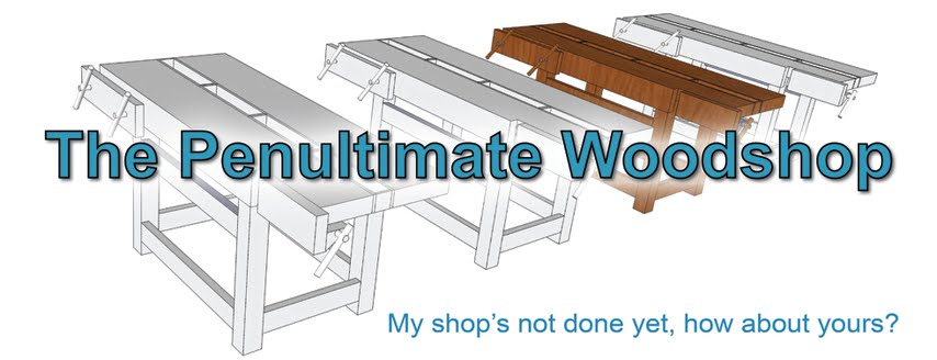 The Penultimate Woodshop