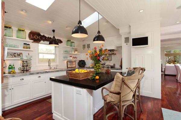 Merancang Desain Dapur Vintage Rumah Minimalis
