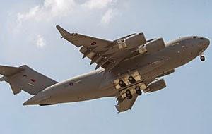 C-17 Cargo  AMC