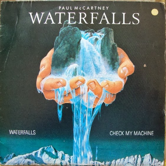 Paul McCartney Waterfalls Check My Machine