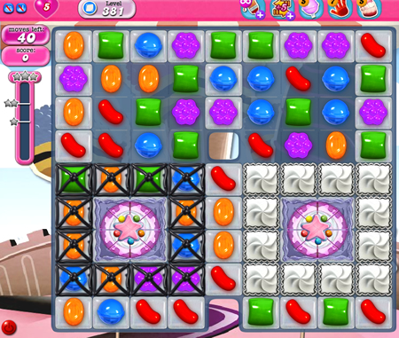 Candy Crush Saga 381