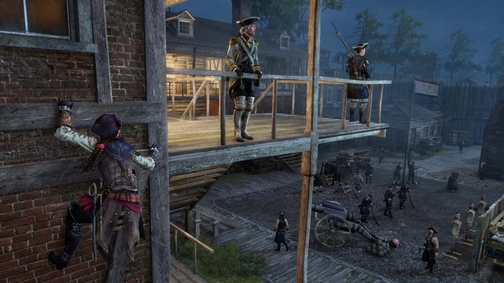 Assassin's Creed Liberation Vita to PS3
