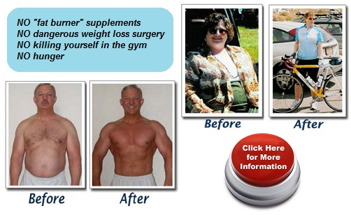 Lose belly fat; the cure, diet foods