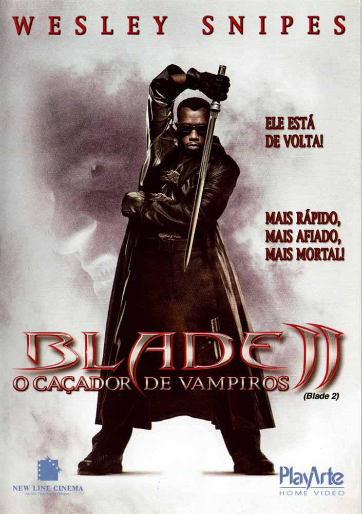 Blade II: O Caçador de Vampiros Torrent - BluRay 720p/1080p Dual Áudio