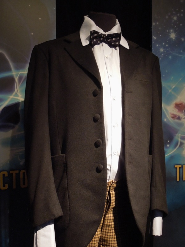 Second Doctor Who costume