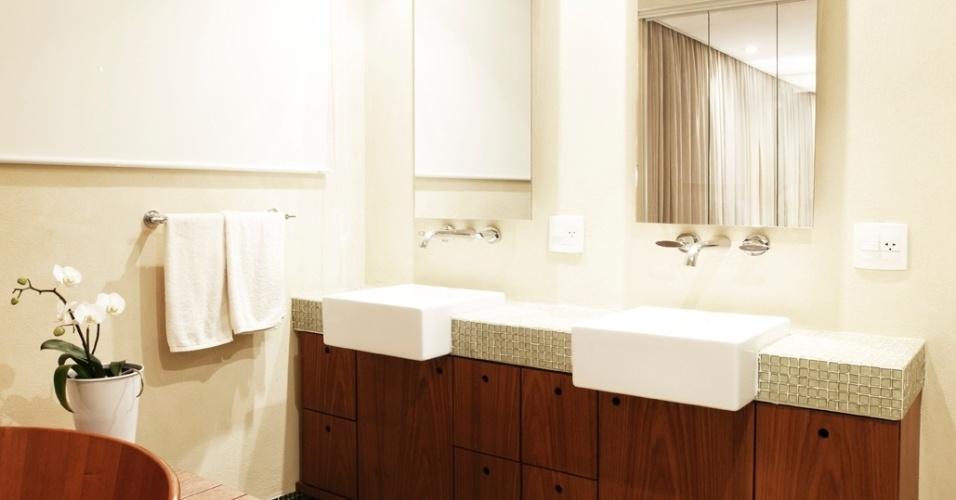 Pastilhas de vidro para decorar minha cozinha ou banheiroDecoração Top -> Pia De Banheiro Com Pastilha De Vidro