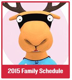 http://www.facets.org/kidsfest/2015-Family-Schedule.pdf