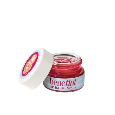 Benefit, Benefit Benetint Lip Balm SPF 15, Benefit lip balm, lip, lips, lip balm, makeup, sunscreen, sunblock