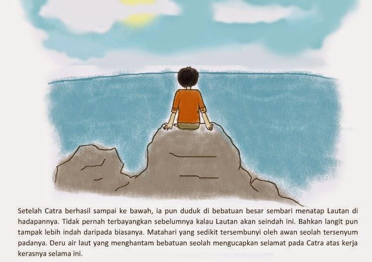 pictorial-story-lautan-pantai-kartun