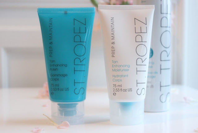 St.Tropez Ultimate Tan Trio