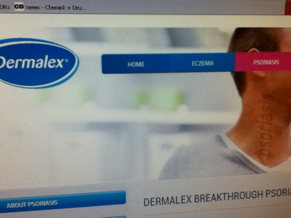 Dermalex cream is treatment for skin conditions such as rosacea, eczema and psoriasis 2