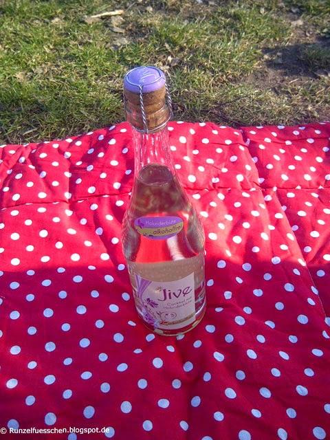 Runzelfuesschen Picknick mit Baby