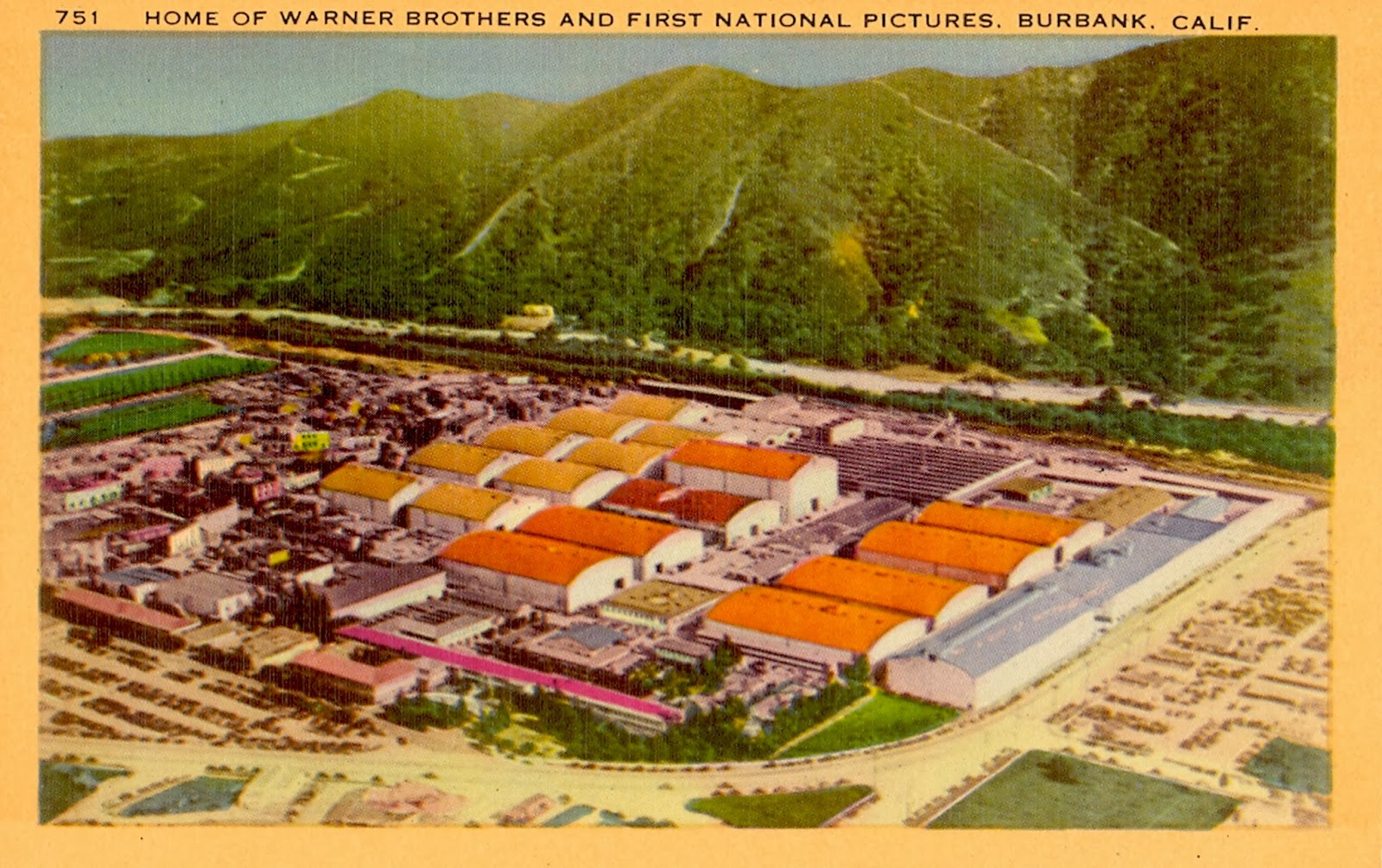 The museum of the san fernando valley valley images mailed to the world the motion picture industry is one of the first four industries in the united states more than 70 of the pictures shown thjroughout the world are reheart Image collections